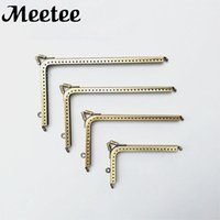Wholesale clutch purse bag frames clasps for sale - Group buy Metal Wallet Frame Phone Coins Purse Kisss Clasp Handbag Lock Clutch Metal Handles DIY Sewing Bag Accessories Parts F1