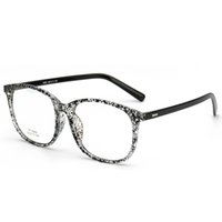 b97027ecbb frame glasses women optical Australia - Unisex Round Plain Glass TR  Flexible Optical EyeGlasses Frames Glasses