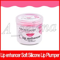 Wholesale lip plumping enhancer for sale - Soft Silicone Lip Plumper Lip Enhancer Plumper Tool Device makes Your Lip More Sexy fuller lips in seconds