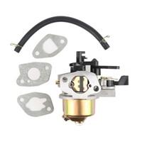 carb carburador honda venda por atacado-Carburador Carb Substitui para HONDA GX160 5.5HP 6,5 HP GX200 16100-ZH8-W61 Peças