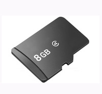 Wholesale Camera Sdhc Card - Real Capacity 8GB Micro SD Card Genuine Original 8GB Memory Transflash TF SDHC Card with Adapter Retail Package for Cell Phone MP3 Camera