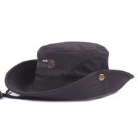 mujeres de ala ancha kentucky derby sombreros al por mayor-Hombres Mujeres  Algodón Fisher Caps 8f93b3513b0