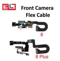 freie audio-teile großhandel-Front Facing Camera Module Proximity Lichtsensor Flex Kabel Für iPhone 8 8G 8 + 8 Plus Freies DHL Verschiffen