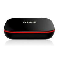 Wholesale set top boxes for sale - 2018 Factory Sale M9S X10 New MXQ Pro K Smart Android TV Box Rockchip RK3229 Quad Core Google Set Top Box Media Player