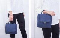 ingrosso nuovi sacchetti cosmetici di stile-2018 Nuovo stile Donna Uomo Grande borsa per trucco impermeabile da viaggio Beauty Cosmetic Bag Organizer Case Necessaries Make Up Toiletry Bag