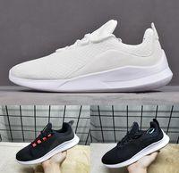 zapatos al aire libre al por mayor-Classic Run Shoes tanjun negro blanco hombre mujer zapatos para correr London Olympic Runs al aire libre para hombre entrenador deportivo correr zapatillas de deporte tamaño 36-45