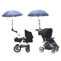 Hot Sale 2018 Plastic Handicraft Adjustable Plastic Support Structure Baby Stroller Pram Umbrella Stretch Stand Holder 100% Original Activity & Gear