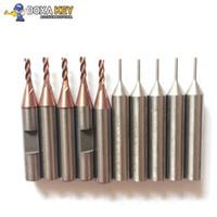cortadores de máquina duplicadora al por mayor-Mejor 10pcs / lot Original 2.0mm Fresa + 1.0 Sonda para Mini Condor IKEYCUTTER CONDOR XC-007 Master Series Key Cutting Machine
