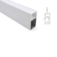 50 X 1M sets lot Office lighting led profile and super deep aluminum extrusion with power storage for hanging or pendant lighting  sc 1 st  DHgate.com & Pendant Light Set NZ | Buy New Pendant Light Set Online from Best ...