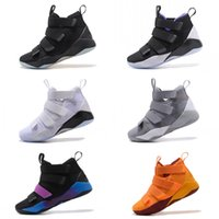 Wholesale hot shoe arm - HOT 11 XI Basketball Shoes Men Top quality Man-at-arms XI Sports Training designer Sneakers Shoes Size EUR 40-46