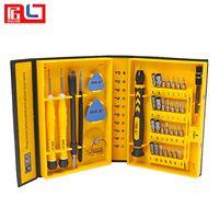 universelle zelle mobile großhandel-Bestsin 38 in 1 Beruf Repair Tool Kit Handy DIY Schraubendreher Präzision Repair Tool Für Iphone X Handy