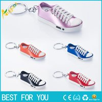 Wholesale custom lighters resale online - New Hot TH Chinese products custom keychain model metal canvas shoes style USB charging cigarette electronic lighter