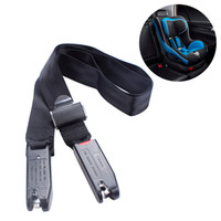 Wholesale Safety Seat For Children - Car Child Safety Seats Belt General Safety Belt Child Car Seat Fixing Device Strap for Isofix  Latch Interface