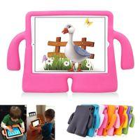 mini caso del ipad para los cabritos al por mayor-Funda para iPad Mini para niños, cubierta a prueba de golpes a prueba de golpes para iPad con Kickstand Kids Safety Funda protectora para iPad Mini 1/2/3/4
