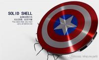 beste batterie power bank großhandel-Powerbank Captain America Powerbank USB-Ladegerät für Smart-Handy Universal Portable externe Batterie beste Qualität