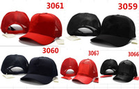Wholesale vintage pink hat - 2018 summer Classic Golf Curved Visor hats Men Vintage Snapback cap Men's Sport Fashion dad hat Baseball Adjustable Caps Hip Hop caps