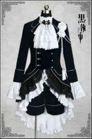 Wholesale kuroshitsuji ciel phantomhive cosplay for sale - Group buy Kuroshitsuji Black Butler ciel phantomhive Cosplay Costume