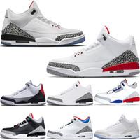 97fb48b3a9a8 Basketball Shoes Men Katrina Tinker JTH NRG Black Cement Free Throw Line  Pure White True Blue Mens Designer Trainer Sport Sneaker Size 41-47