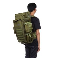 ingrosso il sacchetto pack pack campeggio esterno-Outlife 60L Outdoor Military Zaino Pack Zaino per la caccia Tiro Campeggio Trekking Trekking Viaggio Trekking Viaggio Arrampicata Bag Camp