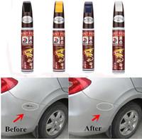 ingrosso detergenti per pelli-Colori Auto Auto Coat Paint Touch Up Scratch Clear Repair Remover Rimuovere Tool Spedizione gratuita
