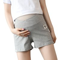 0e71919cef00d 2018 Summer Maternity Shorts for Pregnant Women Clothes Pregnancy Clothing  Short Pants Leggings Cotton Pantalon Corto Premama