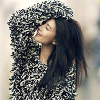 flores de ganchillo negro al por mayor-Otoño blanco y negro Cuello O hecho a mano Suéter Círculos Pullovers Gancho Flores Cintura alta Tops de ganchillo Camisas huecas 2018