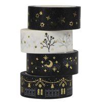 Wholesale washi tape online - Washi Tape Masking Tape Sticker mm X m DIY Crafts Scrapbook Stationery Festive Party Christmas Gift Wrap Decoration