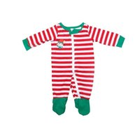 Wholesale 2018 Best Seller Christmas Family Clothing Set Pajamas Mother Girls Nightwear Set Home Wear Family Matching Outfits