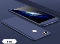 cell phone smart covers оптовых-Для Huawei Mate 9 Сотовый Телефон Case 3-В-1 360 Градусов Полный Противоударный Броня Жесткий Задняя Крышка Smart Для Huawei Mate 9