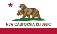 Wholesale flag california - NEW CALIFORNIA REPUBLIC Flag 3x5 ft CALIFORNIA REEFER 2 Metal Grommets US Sport Team Banner Digital Printing Flag 081251