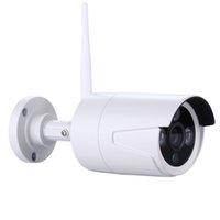 câmera de detecção de movimento ao ar livre venda por atacado-Detecção de movimento Hamrolte Yoosee Wifi Camera 1080p sem fio IP Camera Outdoor Segurança Night Vision Max 128G Slot para cartão SD