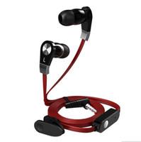 mp4 kulaklıklar toptan satış-Orijinal Langsdom JM02 kulak Kulaklık Kulaklık stereo Kulaklık bas kulakiçi mic ile akıllı telefon MP3 MP4 Için