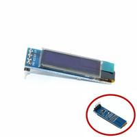 ingrosso schermo blu oled-1 pz 0.91 pollici modulo OLED 0.91
