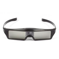 3d gözlük 144hz toptan satış-SCLS KX-30 için Yeni Sürüm 3D 96-144Hz Aktif Shutter Gözlük DLP-Link 3D Hazır Projektörler