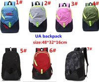 Wholesale backpacks for college students - Brand New Outdoor Sports Backpack Quality School Students Backpack For Teenager Multifunctional Basketball Gym bags 7 color
