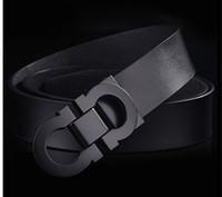 bracelet taille achat en gros de-Vente chaude Nouveau Designer Célèbre De Luxe Ceintures Hommes Femmes Ceintures Mâle Taille Bracelet En Cuir Véritable Alliage Boucle Ceinture Pour Cadeau