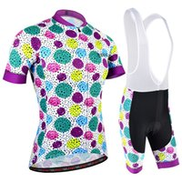 ... Jersey Women 3 Rear Pockets Cycle Short Sleeve Set Double Lycra With  Cuff Bikes Clothes Mujeres Ropa Ciclismo BX-176. 50% Off d5e18123e