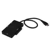 Wholesale mobile sd reader resale online - USB3 Type C Adapter Interface HUB TF SD Card Reader USB C to SATA Adapter Cable for Macbook Mobile phones Laptops