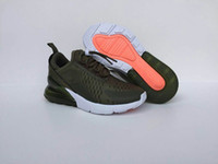 Wholesale a3 red - (With Box)Kids design Flair 270 Shoes training sneakers Children 270 Running Shoes for men women boots walking sport boosts athletic shoe