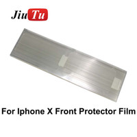 Wholesale iphone lcd refurbished resale online - Jiutu LCD Screen Protector Film For iPhone X Refurbished And Make LCD New Screen Protector