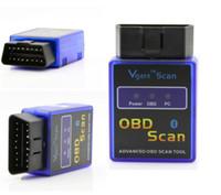 ingrosso multi strumento diagnostico per camion-Originale Vgate Mini ELM 327 Bluetooth V2.1 OBD Scan ELM327 Bluetooth per PC PDA Mobile Elm327 BT