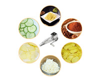 râpe à fromage inoxydable achat en gros de-Stocké en acier inoxydable 3 tambours / Set Rotary Cheese Grater Cuisine Fromage beurre Cutter Pour Fondue Au Chocolat De Gâteau