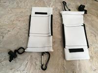bolsa de transporte de vaporizador venda por atacado-Carry Pouch Bag PU De Couro Ego Evod E Cig Estojo de Transporte Vaporizador Titular com Gancho para Mecânica Mod Mech E líquido EJuice Garrafa