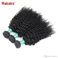 preço de cabelo humano kinky afro venda por atacado-Raw Indiano Afro Kinky Curly Virgem Feixes de Cabelo Humano Rabake Preços Barato Kinky Curly Peruano Tecer Cabelo Humano Brasileiro Extensões