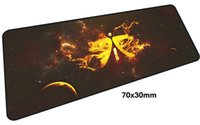 ingrosso pad gamer-Fnatic mousepad gamer 700x300X3MM gaming mouse pad grande Colorful notpc accessori laptop padmouse tappetino ergonomico
