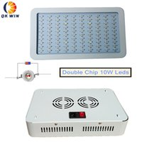 Wholesale Grow Light Set - 1 set 1000W led grow light 100x10w double chip for plants' flowering stage with 100pcs double chip 10W leds factory price