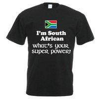 южный флаг оптовых-ЮЖНАЯ АФРИКАНСКАЯ SUPER POWER - Южная Африка / Флаг / Развлечения / Мужская футболка с подарками