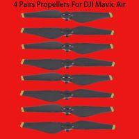dji hélices venda por atacado-Nova Chegada 4 par 8 pcs 5332S Adereços para DJI Mavic Air Propeller Lâmina prop para DJI Mavic Air Drone RC Quadcopter Acessórios
