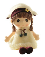 Wholesale Kawaii Doll Plush - 24'' Kawaii Plush Girl Toys Doll , Good Dolly Gifts for Children Kids Baby .(White)
