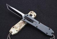 mini cuchillo de bolsillo plegable llavero al por mayor-5 colores mini llavero cuchillo de bolsillo aluminio táctico autodefensa plegable edc cuchillo camping cuchillo caza cuchillos regalo de navidad
